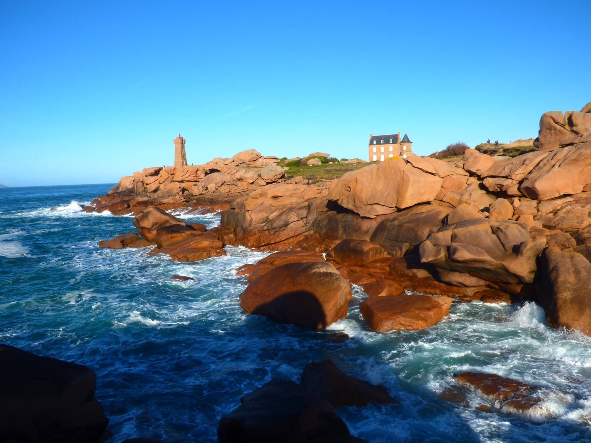 Le phare de Ploumana'ch